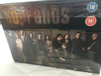 Sopranos box set DVD complete series excellent condition
