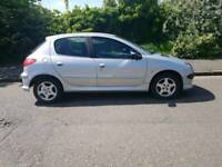 2006 Peugeot 206 Verve** LOW MILEAGE 51,000**12 MONTHS MOT WITH NO ADVISORY* CHEAP TO MAINTAIN**