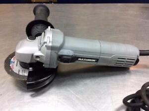 Meuleuse buffer grinder 4 1/2po 7.5A MAXIMUM   ***Testé et Garanti***   #F025082