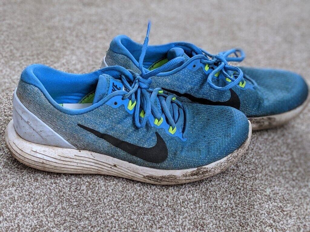 best service f5488 fc585 Nike Lunarglide 9 Mens Running Trainers - UK 8 - Used | in Norwich, Norfolk  | Gumtree