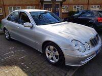 2004 Mercedes-benz E320 cdi avantgarde immaculate condition