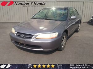 2000 Honda Accord Special Edition| AS-IS