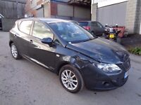 2011 SEAT IBIZA SE COPA 1.2 TDI CR ECOMOTIVE 5 DOOR HATCHBACK GREY VERY LIGHT DAMAGE