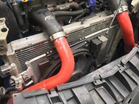 Almost new aircon radiator Astra H
