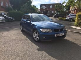 BMW 1 SERIES 118i 2.0 AUTO - FULL SERVICE HISTORY - 12 MONTHS MOT - DRIVES WELL