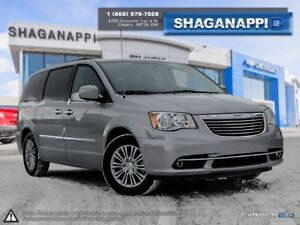 2016 Chrysler Town & Country Touring-L NAVIGATION/DVD/ONE OWNER