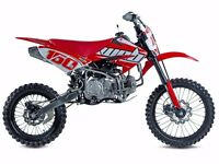 WANTED PIT BIKE 125 // 140 // 160 !! CASH WAITING!!