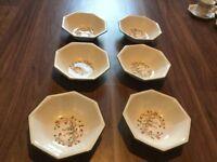 Eternal beau dessert bowls