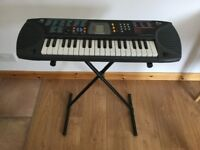 Electronic Keyboard (Casio SA-65)
