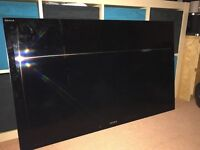 """Sony 46"""" KDL46HX923 backlit LCD TV for spares or repair"""