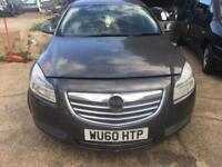 2010 Vauxhall insignia exclusiv 2.0 Cdti 130bhp spares or repair non runner
