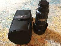 Nikon 70-200mm F2.8 G AF-S VR ED lens