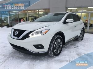 2016 Nissan Murano SV - 108$/semaines  AWD -TOIT PANORAMIQUE - G