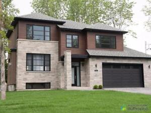 499 900$ - Maison 2 étages à vendre à ND-De-L'Ile-Perrot