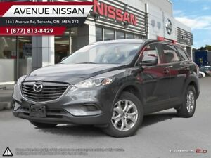 2014 Mazda CX-9 GS AWD | LEATHER | SUNROOF | 7 PASSENGER