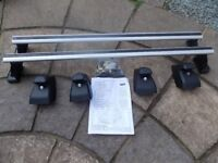 FORD FOCUS MK2 ROOF BARS