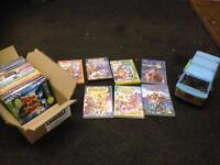 Scooby doo DVD + van. Make me an offer for various items