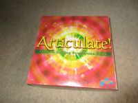 ARTICULATE GAME...ABSOLUTELY MINT......£10.
