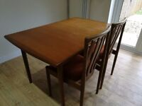 Dining Tables with two Chairs