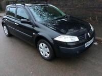 Renault Megane 1.4 16v Oasis 5door, 3 months mot, 2005 (55 reg), Hatchback