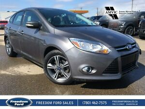 2014 Ford Focus | Heated Seats, Air Conditioning, Auxiliary Audi