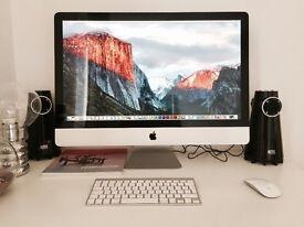 iMac Core 2 Duo 3.06 27-Inch Aluminum - 1TB HDD - 12GB RAM