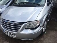 2006 (55) CHRYSLER GRAND VOYAGER CRD AUTOMATIC 2.8 DIESEL 7 SEATER MPV **SPACIOUS FAMILY MPV**