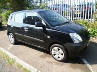 PICANTO 1L 2006 REG, FULL MOT, FULL SERVICE HISTORY, NEW CLUTCH, TIDY THROUGHOUT CHEAP INSURANCE)