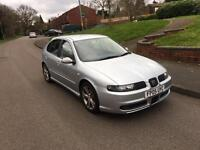 SEAT LEON CUPRA FR TURBO EXCELLENT EXAMPLE