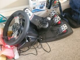 G27 Logitech Racing Set