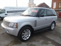 RANGE ROVER Vogue SE Autobiography,Auto,full leather interior,new alloys with tyres,ST05HXR