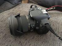 Canon EOS 700D + Sigma AF 17-50mm f2.8 EX DC OS HSM
