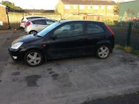 Ford Fiesta zetec long mot
