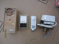 FREE Central heating and hot water control parts Danfoss Honeywell, new cylinder thermostat