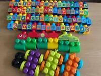 Enormous Mega Bloks Lot - 200+ Pieces