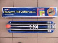 Vitrex Flat Bed Tile Cutter 400MM - Boxed - Used once