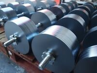 Adjustable Dumbbells Pairs up to 65kg - Free Delivery