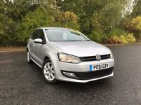 2011 VOLKSWAGEN POLO 1.2 TDI MATCH SILVER IDEAL FIRST CAR MUST SEE 71,000 MILES £5995 OLDMELDRUM