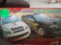 scalextric micro rally racers