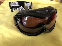Julbo Adult Ladies ski/snowboarding goggles with bag