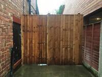 Gates wooden gate side gate front gate garden gate