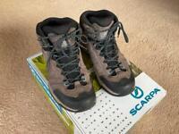 Scarpa Moraine Plus GTX Women's UK 6.5 (EU 40) Goretex Walking Boots FREE POSTAGE