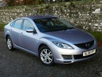MAZDA 6 2.0 TS. GREAT CONDITION. 6-SPEED. ONE OWNER (PLUS DEALER). CLEAN MOT.