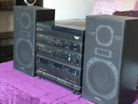 LP stereo system