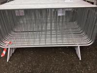 ☃️Pedestrian New Barriers * £18.00