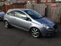 2009 vauxhall corsa 1.2. Model must see