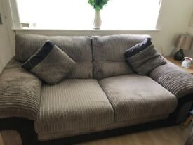 IMMACULATE sofas!!!