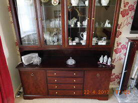Classic Stag sideboard and display cabinet