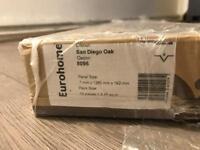 1 x Laminate Pack (San Diego Oak)