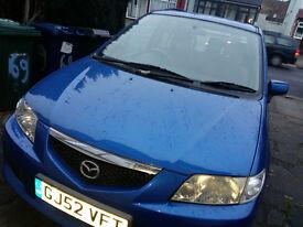 Mazda Premancy for sale just 650 pounds!!!FULL SERVICE HISTORY!!!
